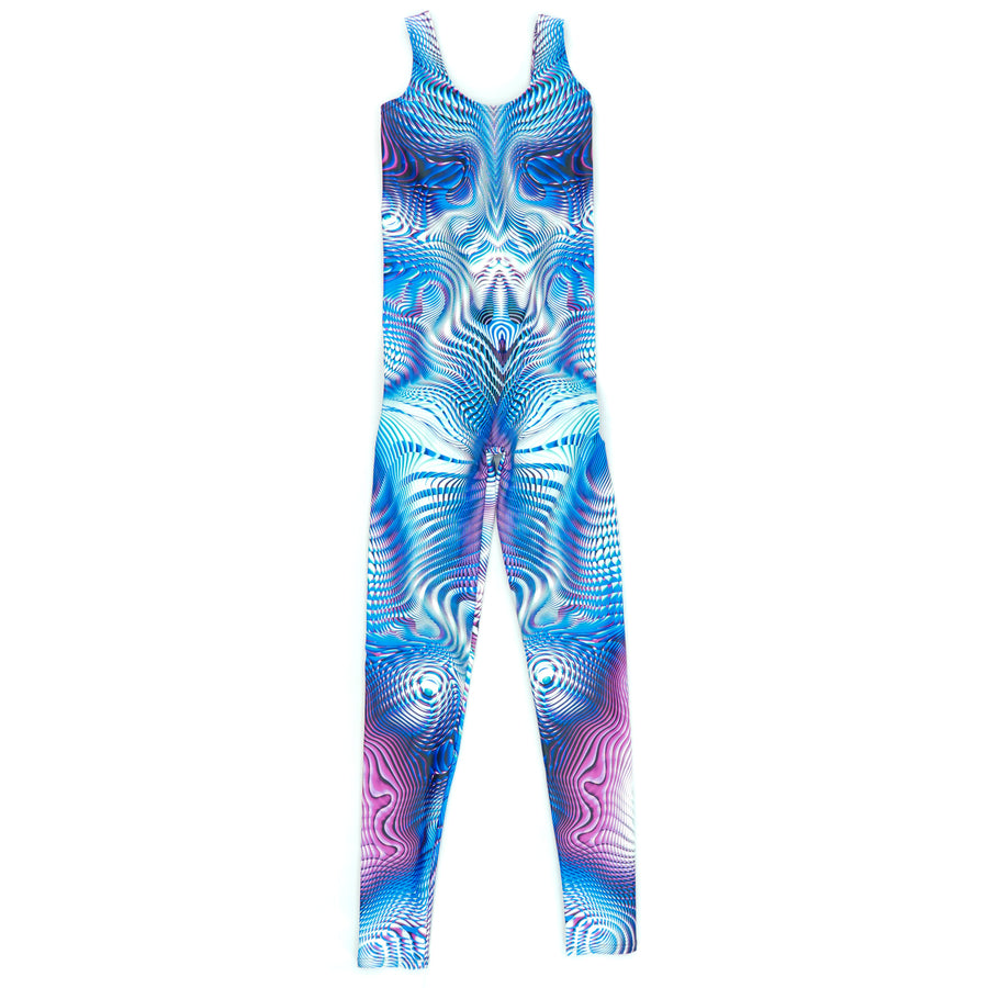 Multi Colored Mobius Trip Catsuit Size XS