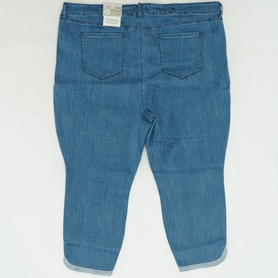 Skinny Ankle Jeans Size 26