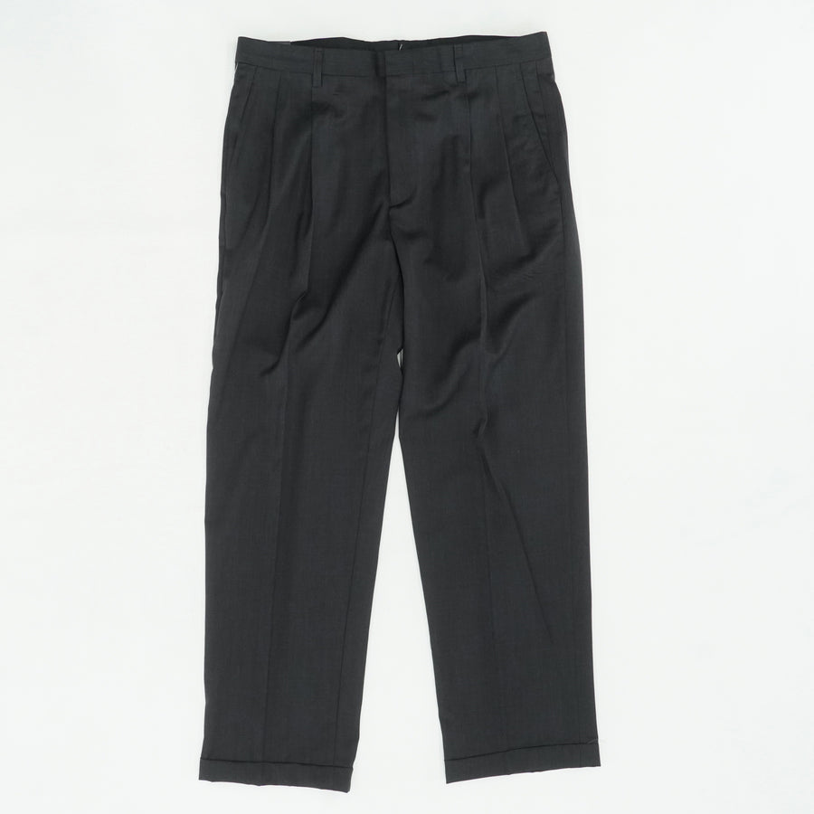 Permanent Crease Traveler Wool Pant Size 35W 30L
