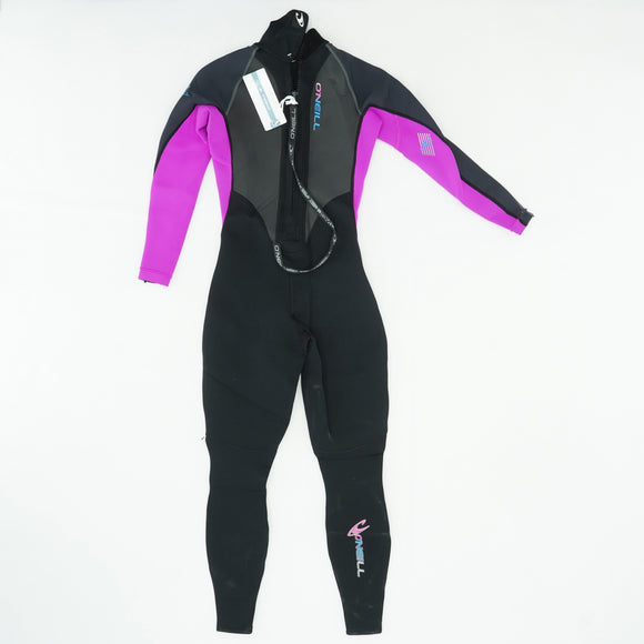Reactor II 3/2MM Back Scuba Suit Size 6