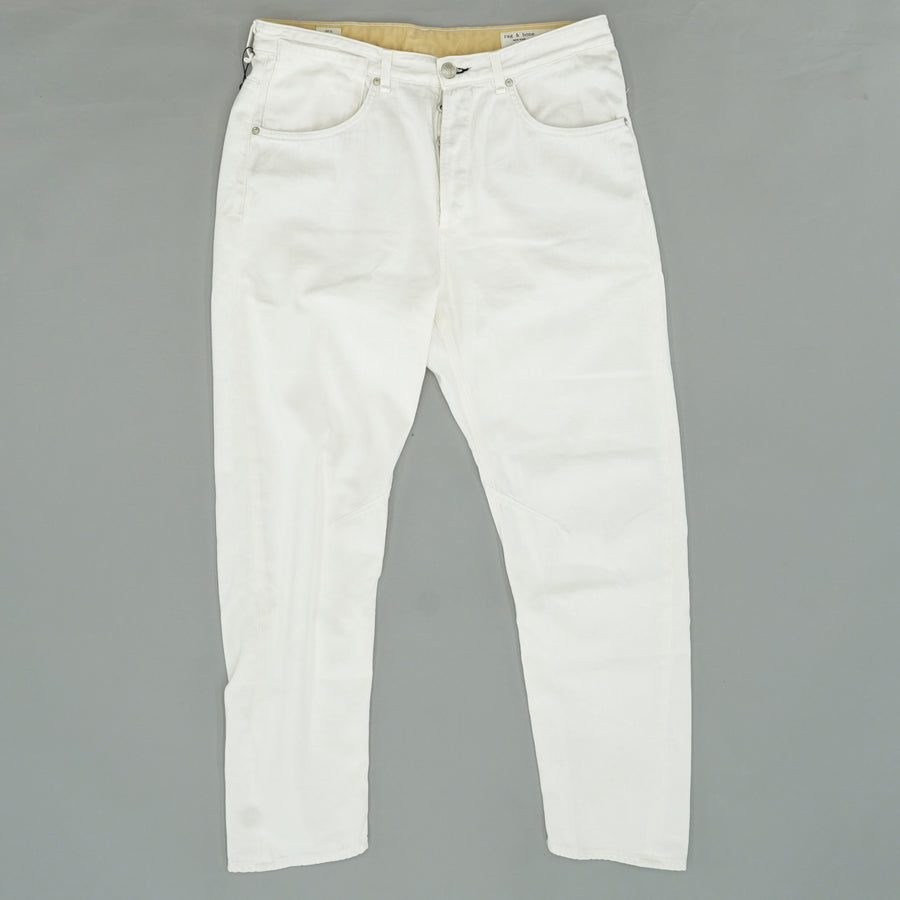 Worn White Engineer Jean Size 32