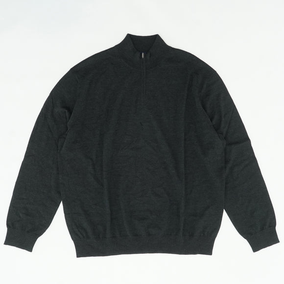 Zip Neck Sweater Size XXXL