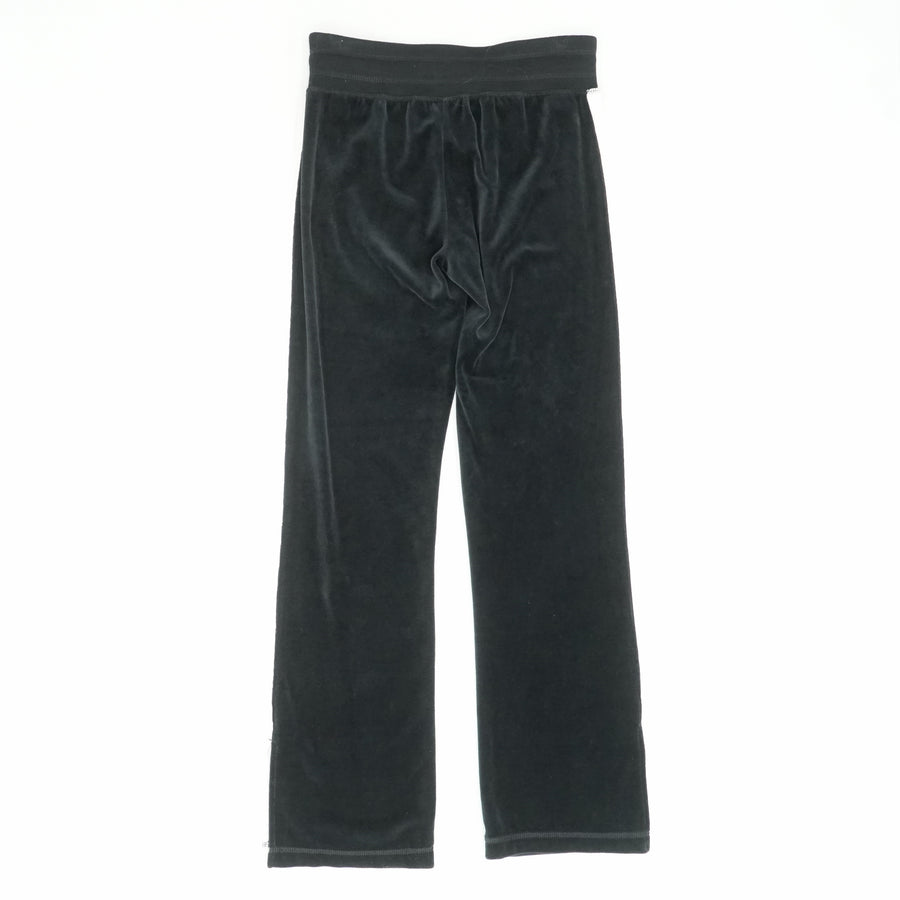Velour Striped Jogging Pant Size XS