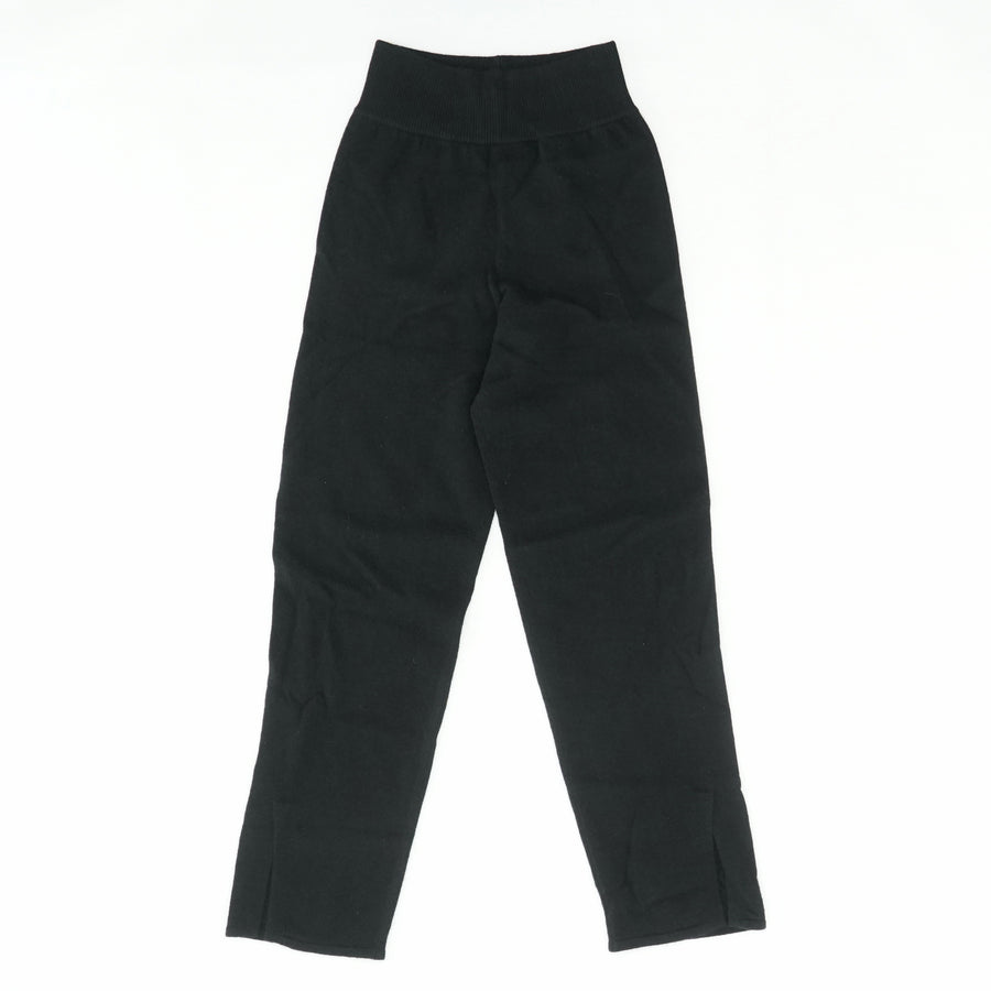 Tina Straight Fit Knit Pant Size M