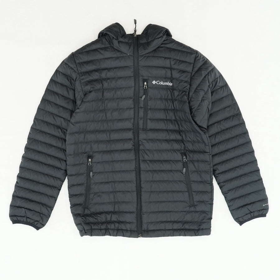 Black Down Omni-Heat Jacket Size S