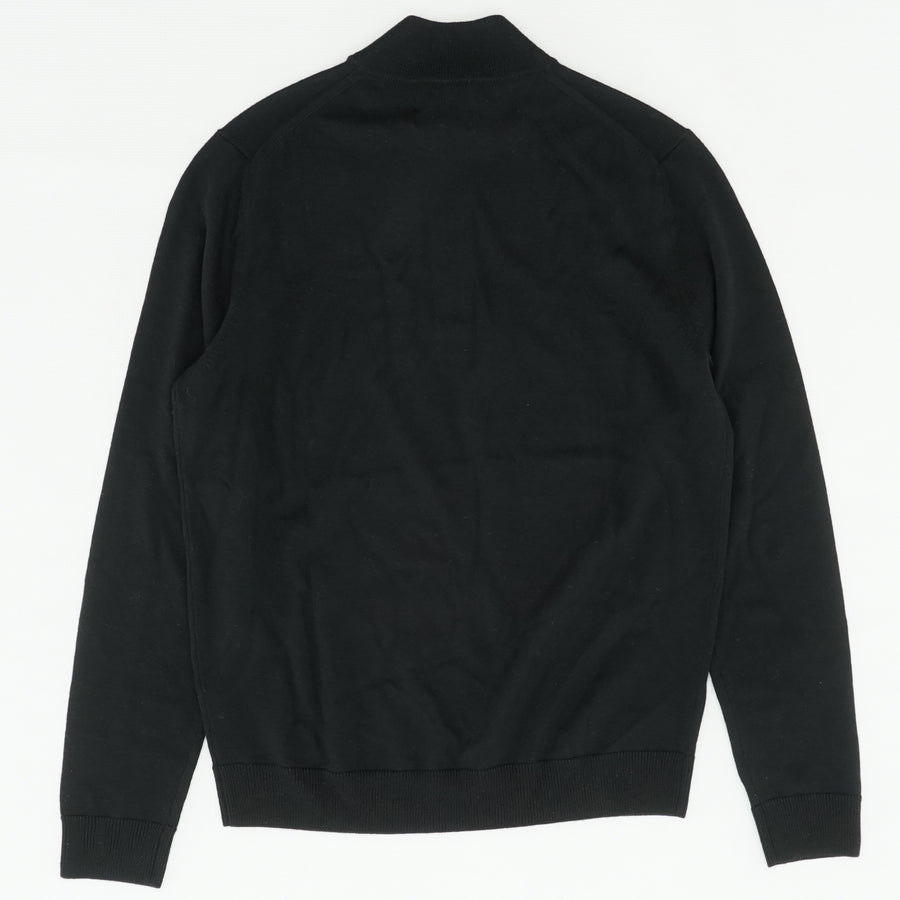1/4 Zip Sweater Size M