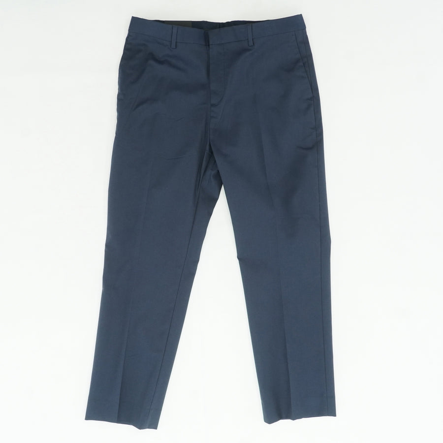 Non-Iron Stretch Cotton Dress Pant Size 34W 30L