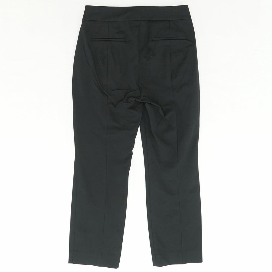 Casual Cropped Trouser Size 8