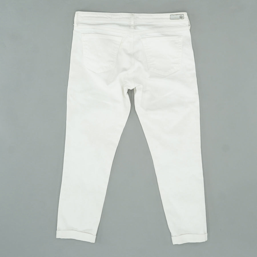 The Stilt Cigarette Roll Up Pant Size 30