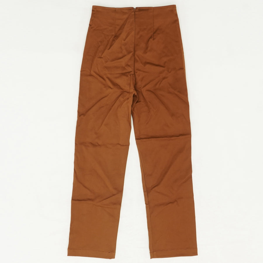 Brown Marlon Pants Size 2