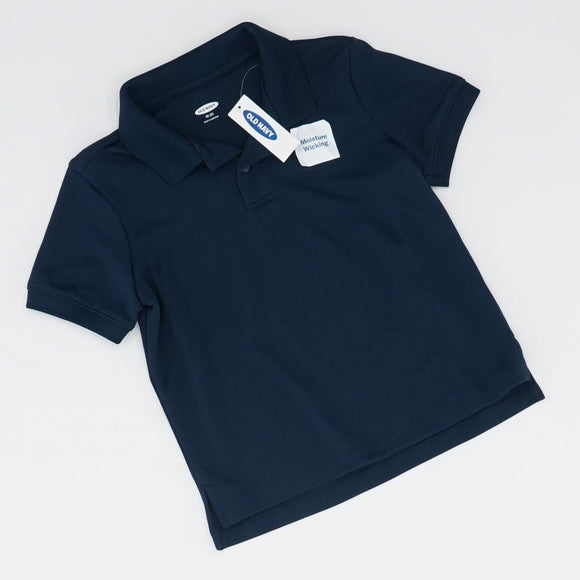 Moisture-Wicking Uniform Polo Size 5