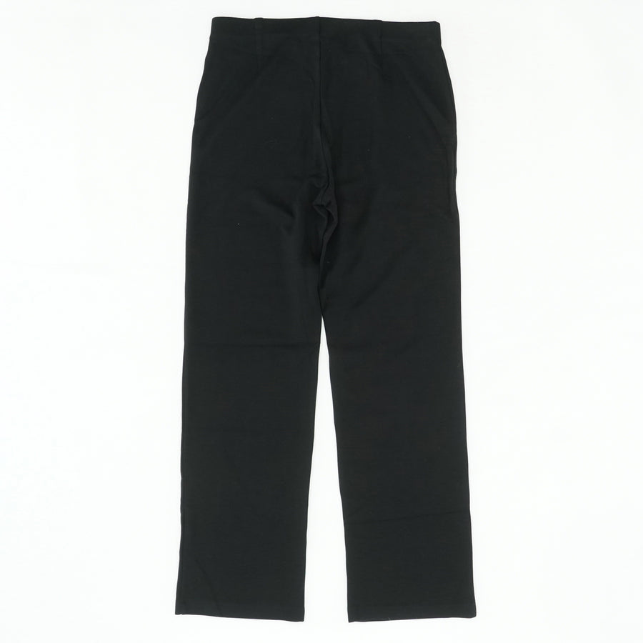 Tencel Ponte Straight Leg Pants Size S