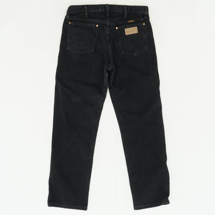 Black Cowboy Cut Original Fit Jean Size 32W 30L, 34W 34L