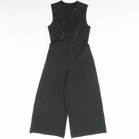 V-Neck Wide Leg Jumpsuit Size 10