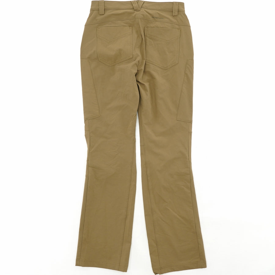 Brown Cargo Styled Pants Size 4