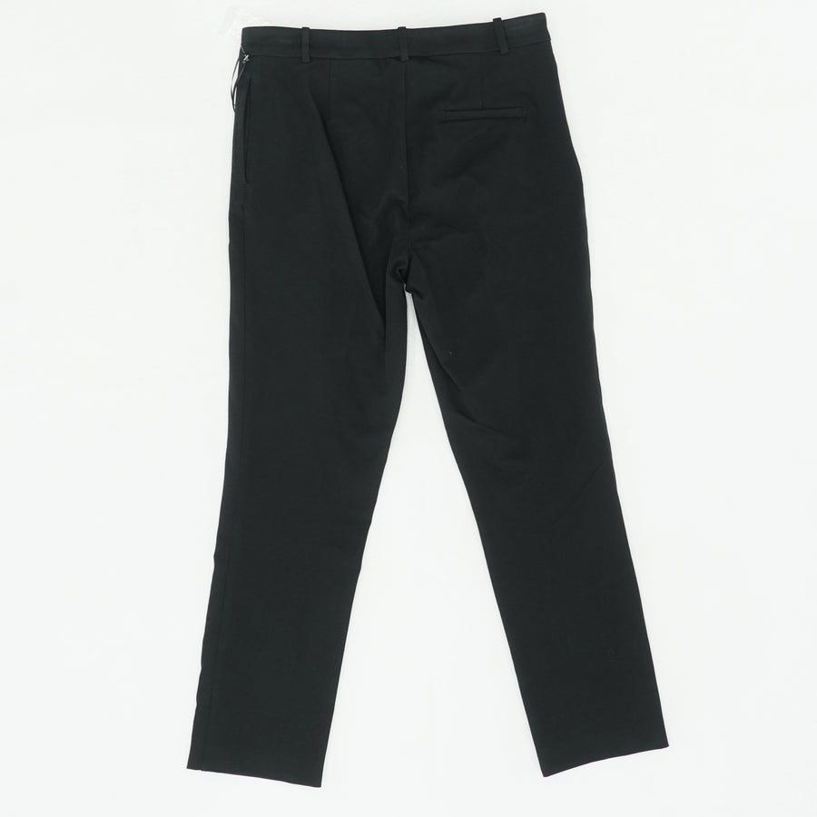 Black Tapered Pant Size 8