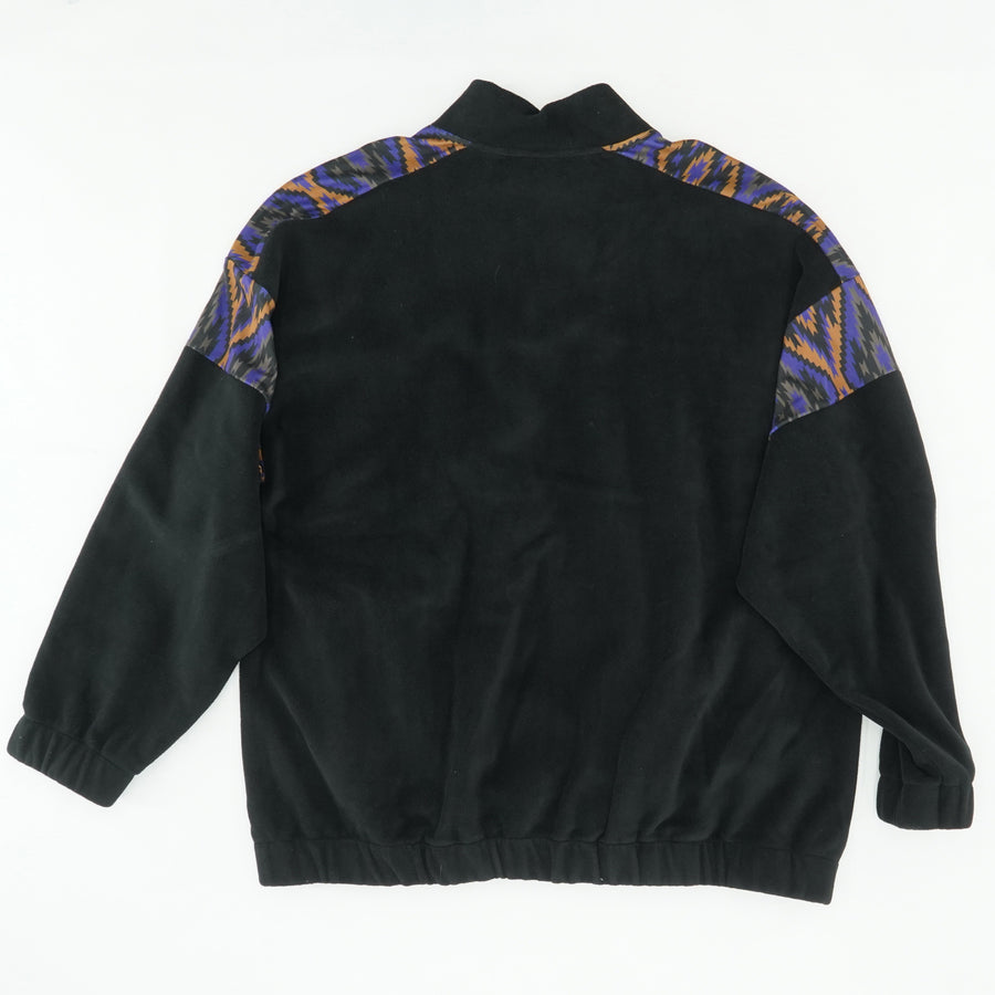 Aztec Sleeved Pullover Jacket Size 6XL