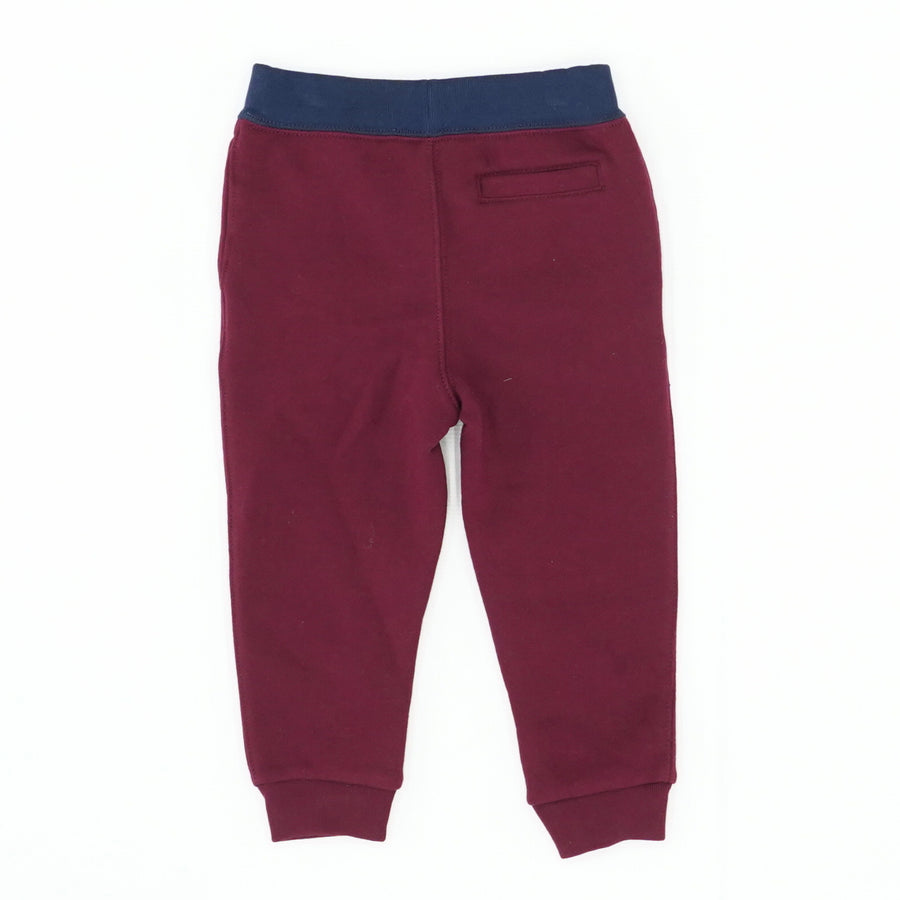 Blue And Red Sweat Pants Size 24M