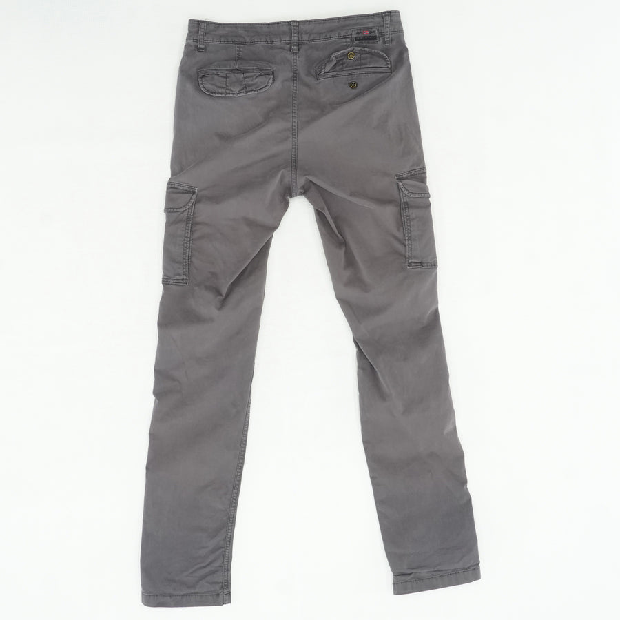 Cargo Pants Slim Fit Khaki Pants Size 30