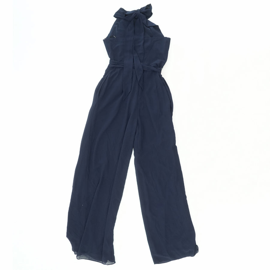 Navy Blue Jumpsuit Size 2