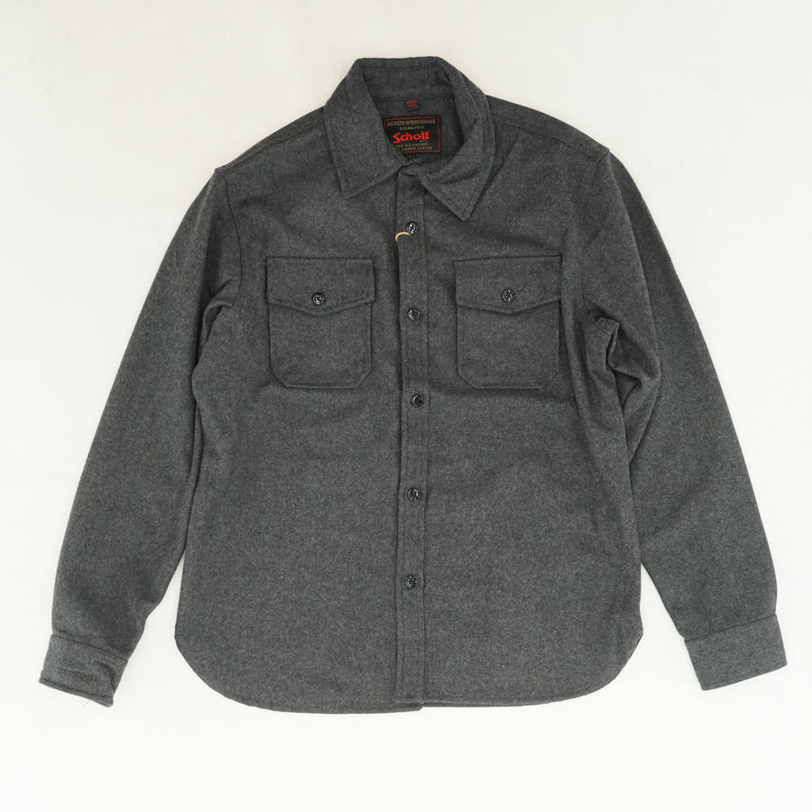 Wool Naval CPO Shirt Jacket
