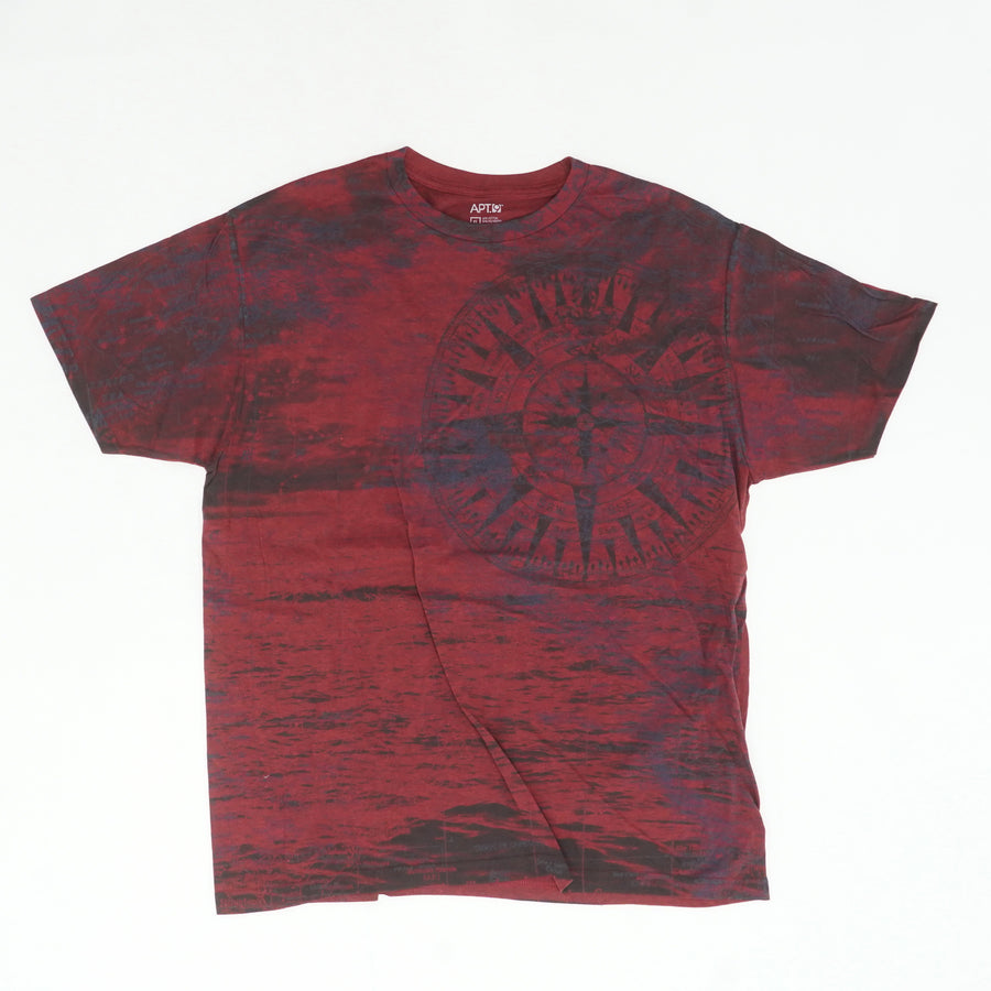 Compass Graphic Tee