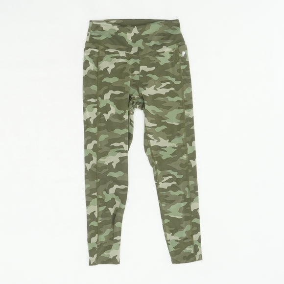 Camo Leggings Size M