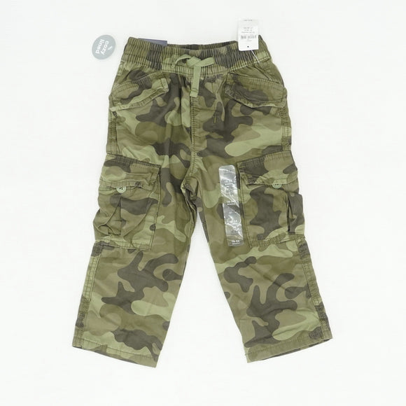 Green Camo Pant Size 18-24M