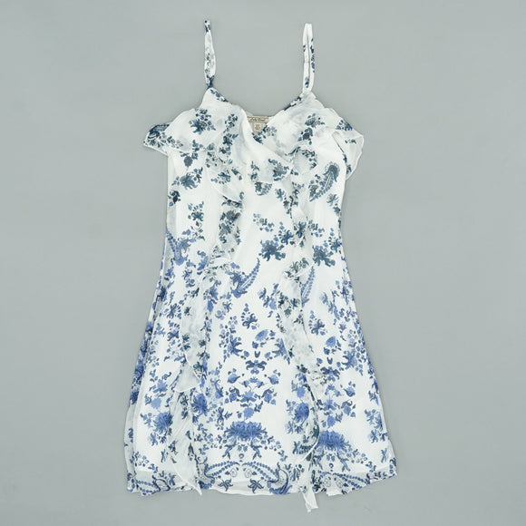 Floral Short Dress Size XS