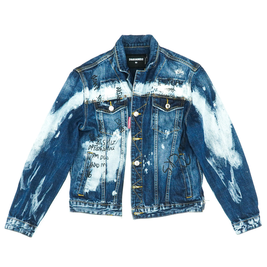 Denim Jacket Size 50