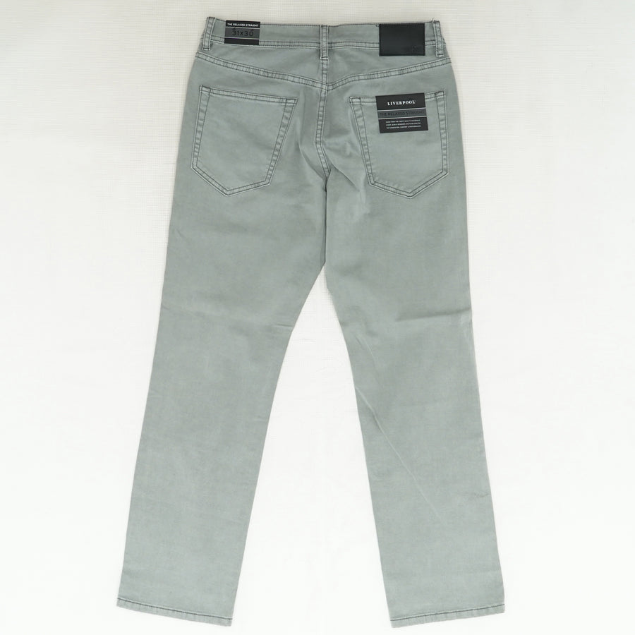 Relaxed Straight Pants