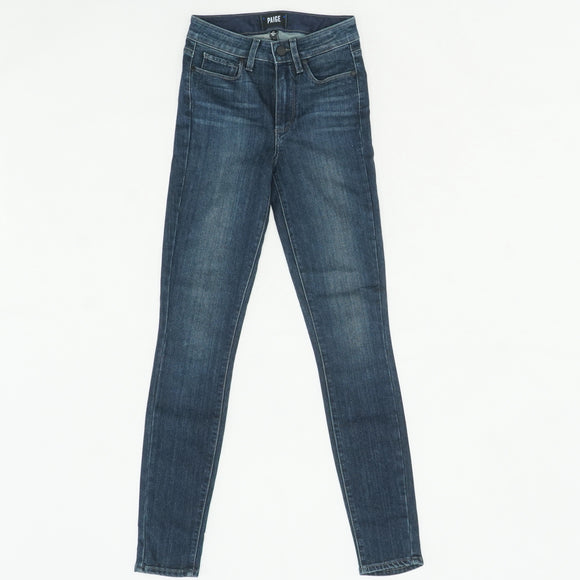Hoxton High Rise Ultra Skinny Jeans Size 23