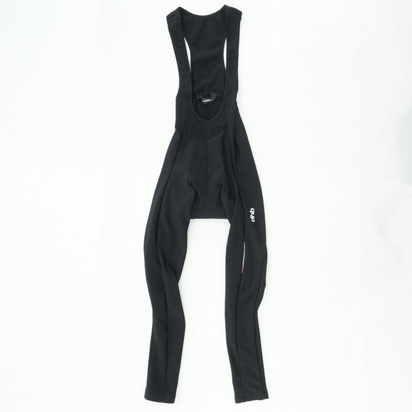 Black Bib Tight For Cycling Size 8