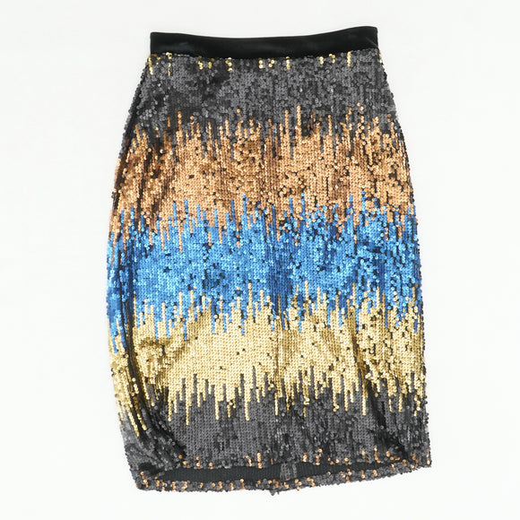 Sequined Seville Skirt Size 6