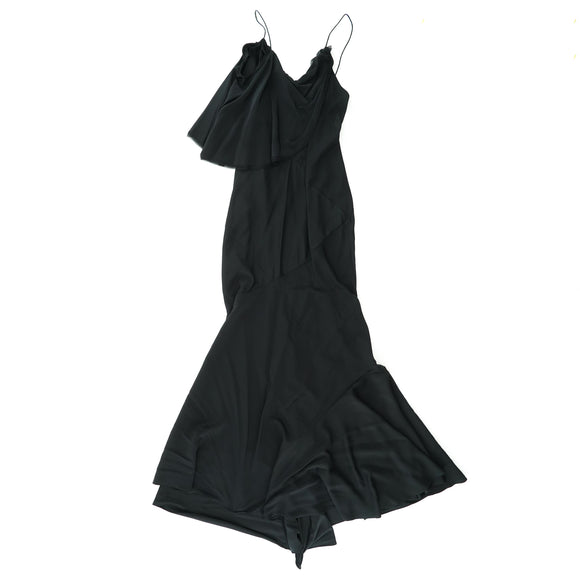 Silky Crepe Dress Size 8