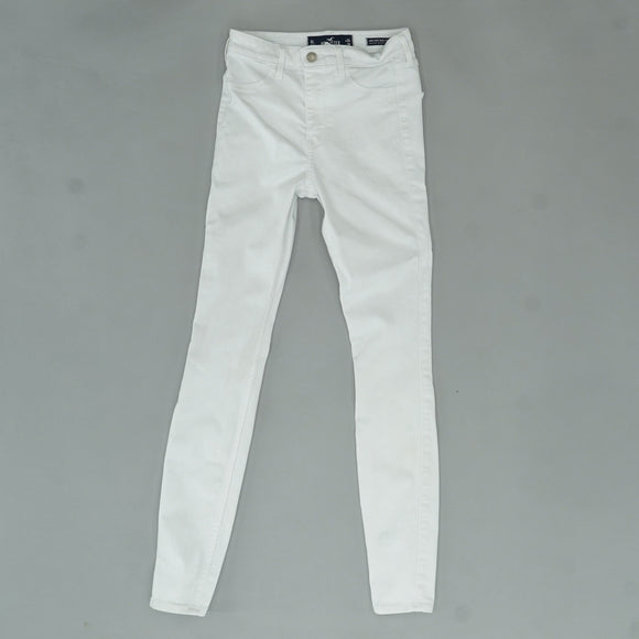 White Skinny Jeans Size 0