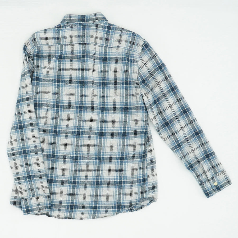 Blue Stone Campton Heritage Flannel