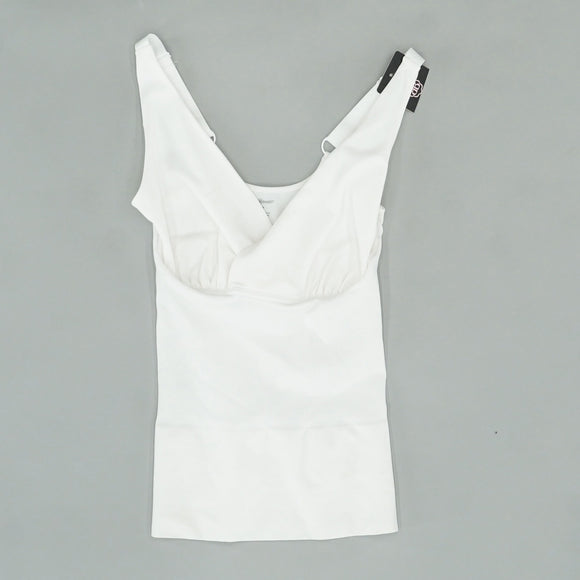 Mother Tucker Nursing Tank In White