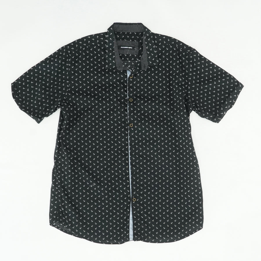 Anchors Button Down Size 3XL