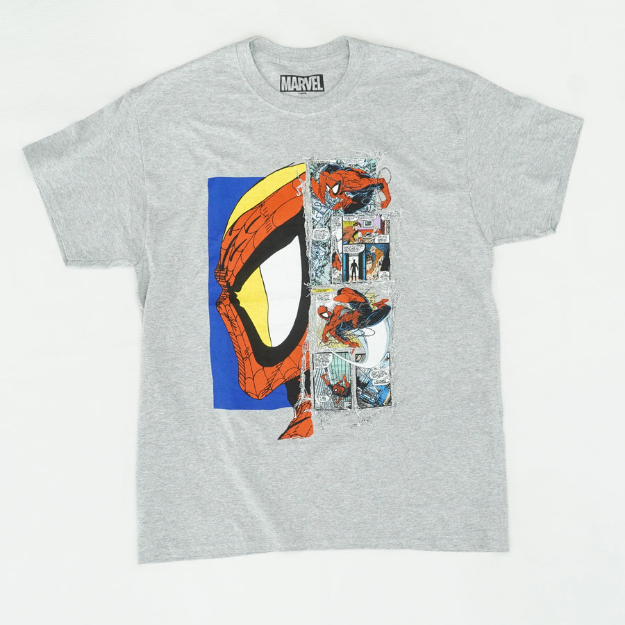 Spiderman Comic Graphic Tee Size L