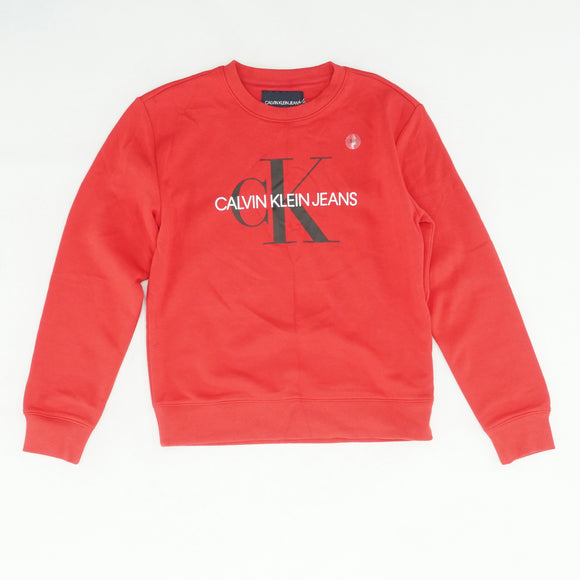 Graphic Logo Pullover Size S