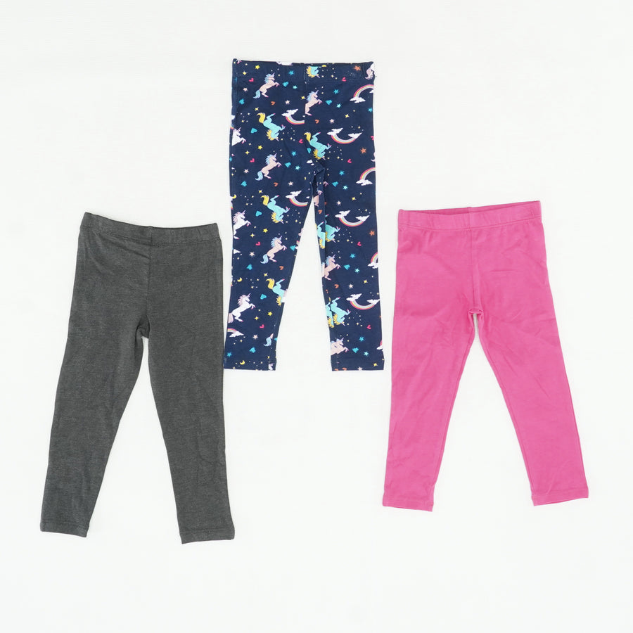 3 Piece Legging Set Size 2T