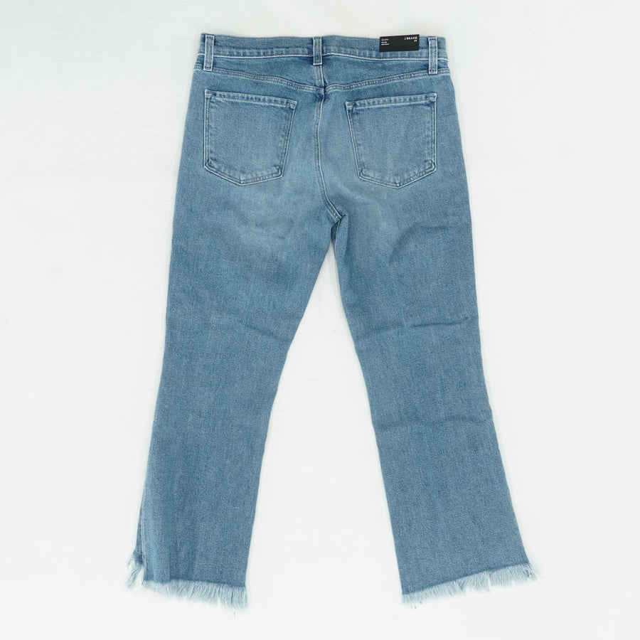 Selena Mid Rise Jeans - Size 29W 25L