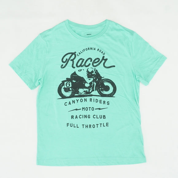 California Road Racer Canyon Riders Graphic Tee Size L