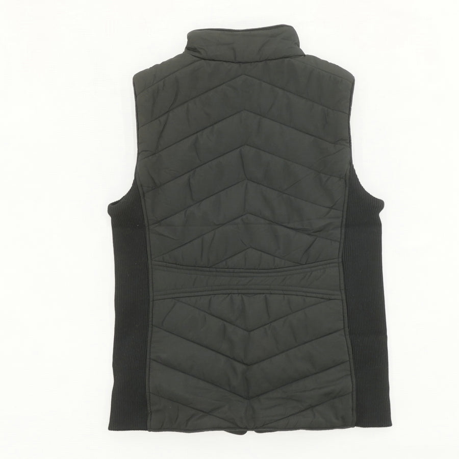 Slim Fit Puffer Vest Size S