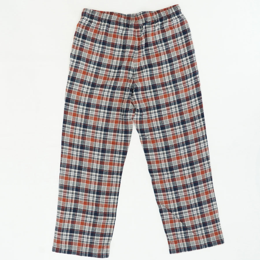 Rust Classic Flannel Sleep Pant Size L