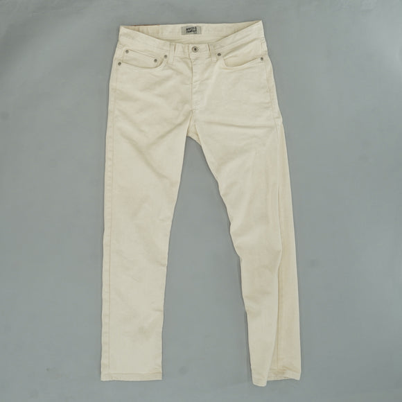 Weird-Guy Natural Seed Denim Size 36W 32L