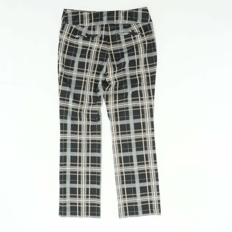 The Whitney Straight Leg Pull On Pant Size L