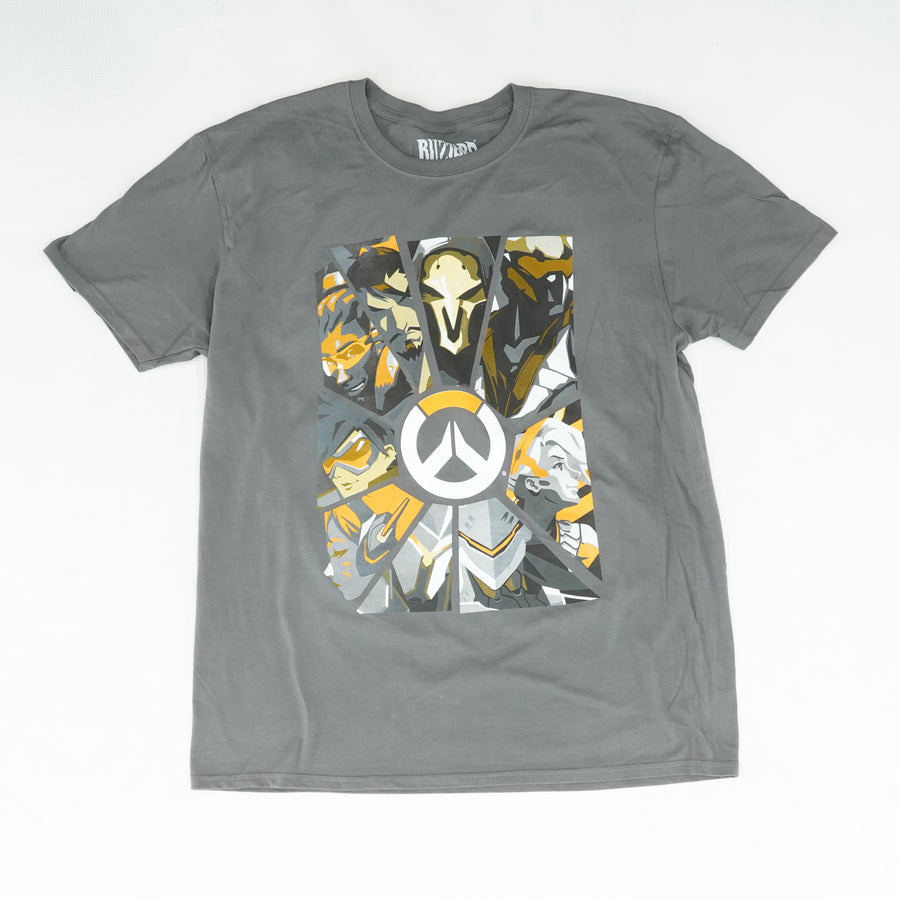 Blizzard Character Graphic Tee Size XL