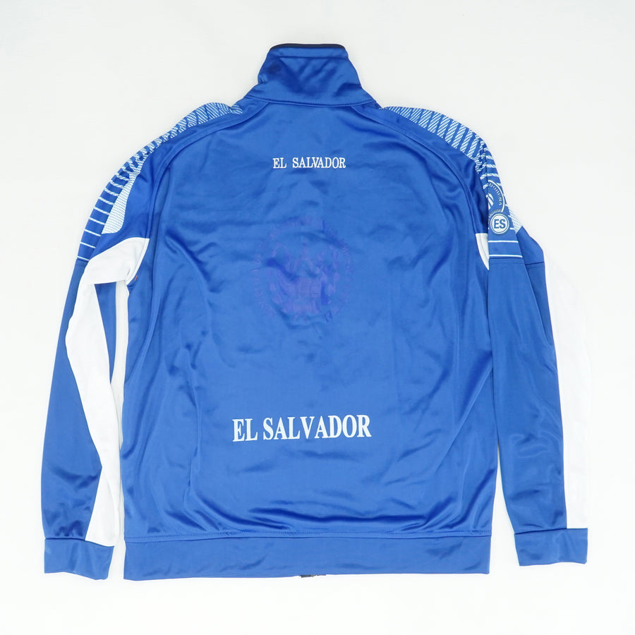 """El Salvador"" Zip Up Size XL"